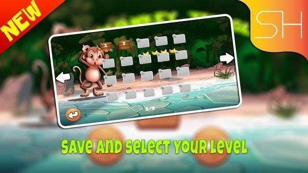 猴子森林探险免费安卓版下载