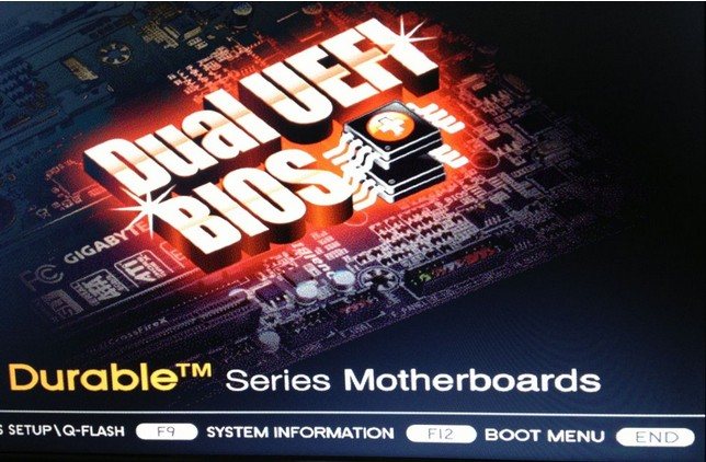 技嘉X79-UD7型号主板怎样设置一键启动u盘