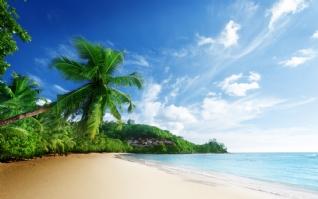 沙滩海水xp主题